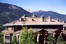 Click here to view the features of this ski-in/ski-out lodging on Whistler Mountain, high above the Creekside Gondola
